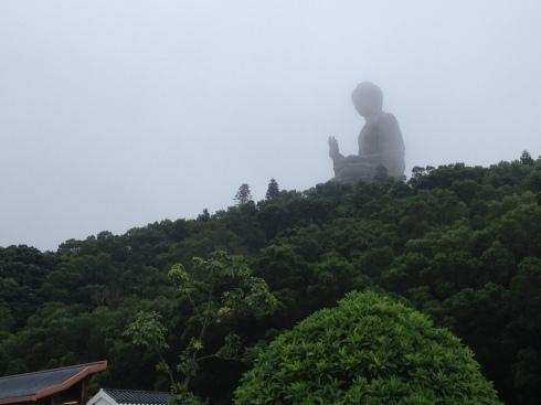 BIG BUDDHA (Lantau Island, Hong Kong). Click image to view gallery